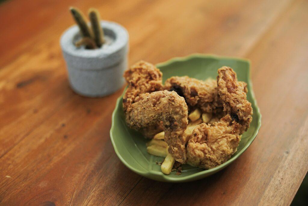 como hacer pollo kentucky
